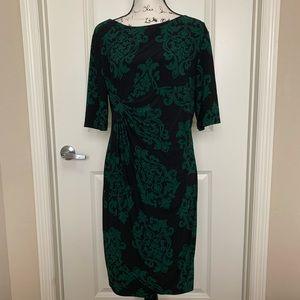 Dress Barn Holiday Dress- 16